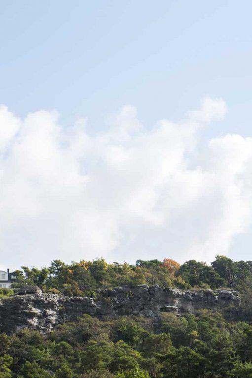 Utsikt från Gråkulla